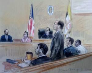 Court drawings - Sasscer, Clagett & Bucher