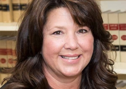 Michelle Jones, Senior Personal Injury Paralegal